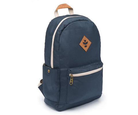 Revelry Supply The Escort Absorbent Backpack Navy Blue