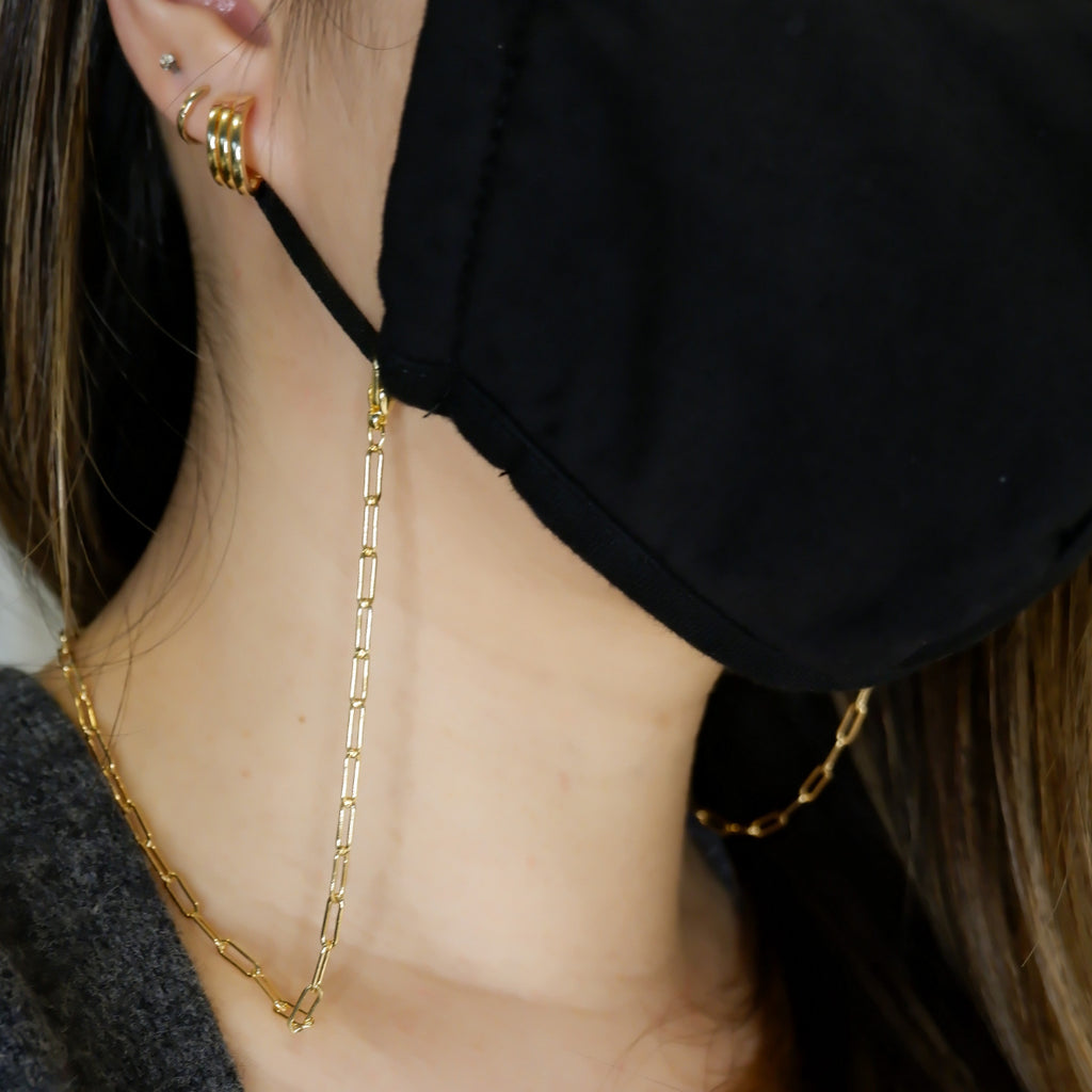 Mask Chains: The Epitome of Fashion Meets Function