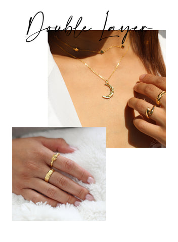Double Layer Jewelry