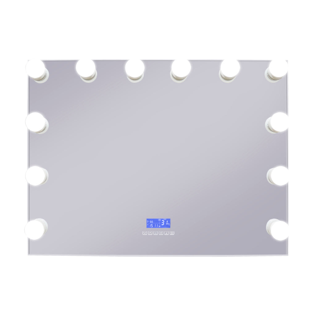 Wall Vanity Mirror Hollywood LED Lights