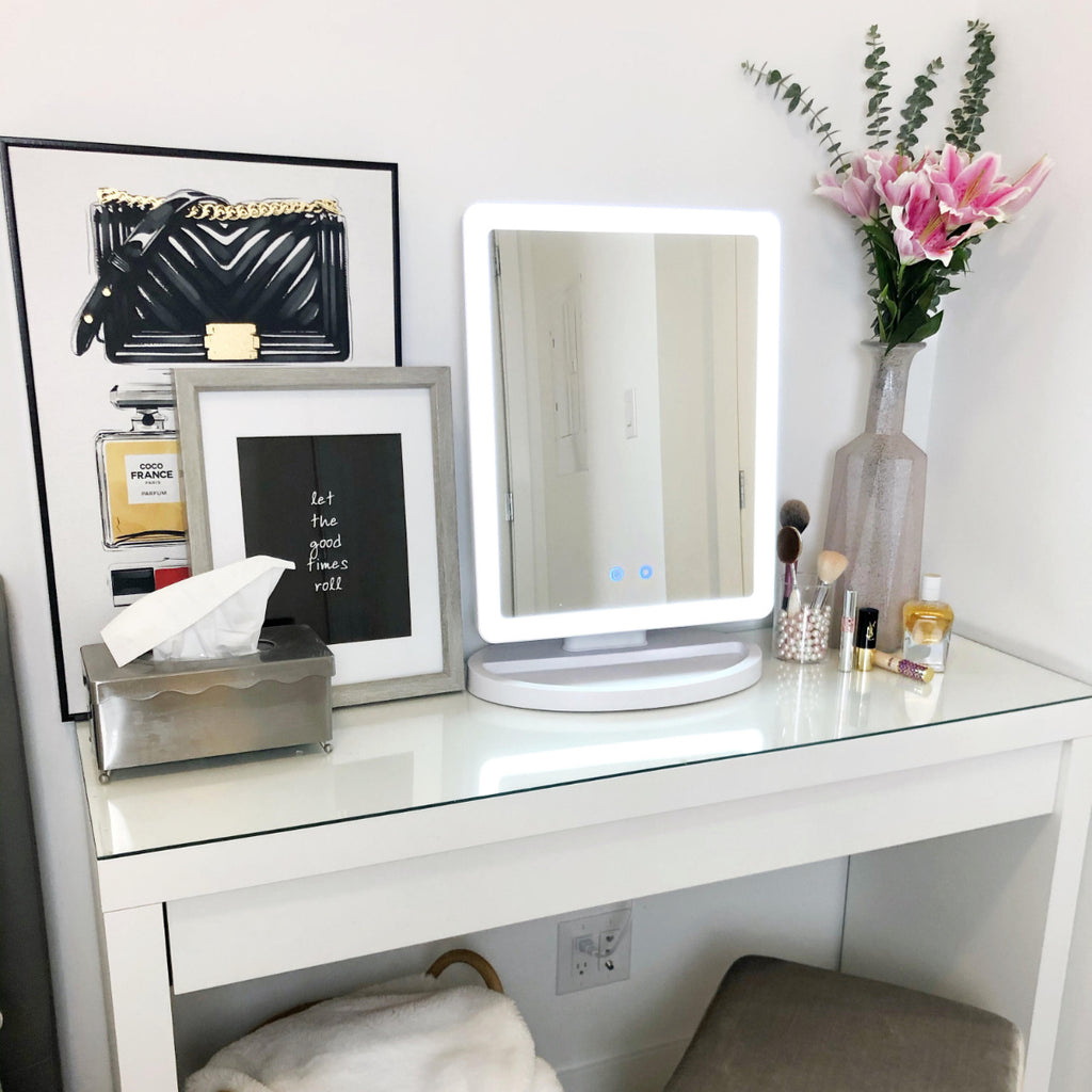 Vanity Makeup Mirror LED Lights
