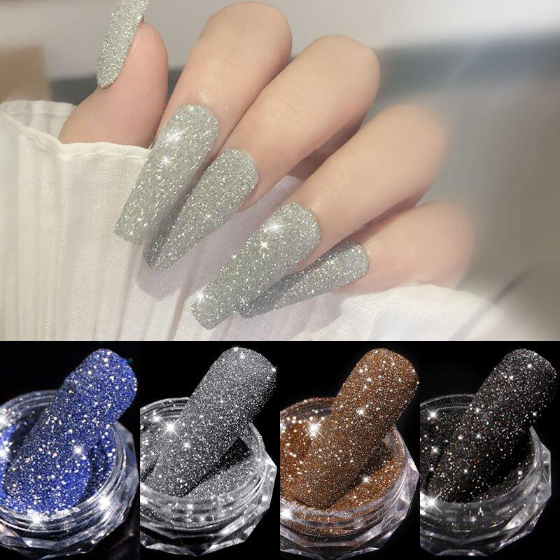 Rushed Diamond Glitter Sparkle Powders Pigment