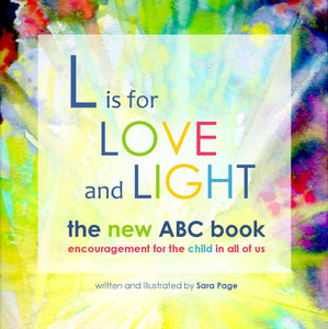 "ABC Book: ""L is for Love and Light"" (by Sara Page)"