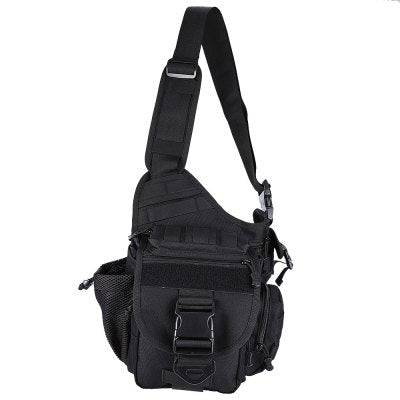 Outdoor Military Saddle Bag Shoulder Pack for Hunting Camping Hiking Trekking