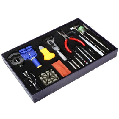 20 in 1 Watch Tool Kit Professional Wristwatch Remover Sets
