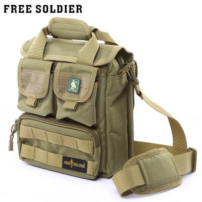 Free Soldier Hiking Camping Outdoor Cordura Single-shoulder Bag