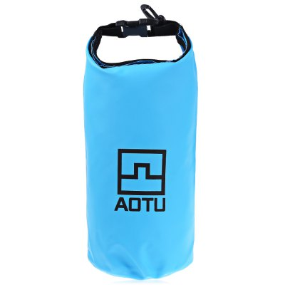 Aotu AT6623 1.5L Capacity Mobile Phone Digital Camera Waterproof Bag for Outdoor Drifting / Swimming