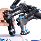 WAKE MTB Cycling Bicycle Aluminum Alloy 31.8MM Handlebar Stem