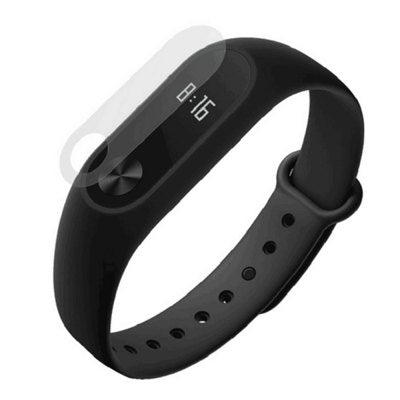 2PCS HD Scratch Resistant Protective Film for Xiaomi Miband 2