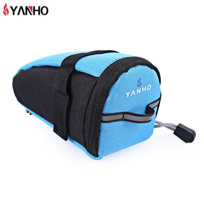 YANHO YA099 Water Resistant Bicycle Saddle Bag Seatpost Pouch Outdoor Cycling Accessories