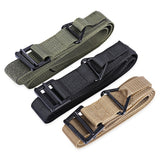 Outdoor Adjustable Tactical Belt Military Combat Waistband