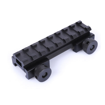 20MM Military Hunting Paintball Rising Base Scope Mount Weaver Rail