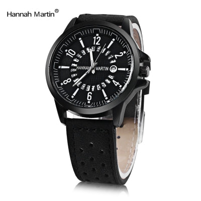 Hannah Martin HM - 1601 Men Quartz Calendar Watch