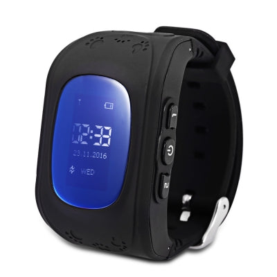 Q50 (q1213) English Version Kids GPS Smart Watch Telephone