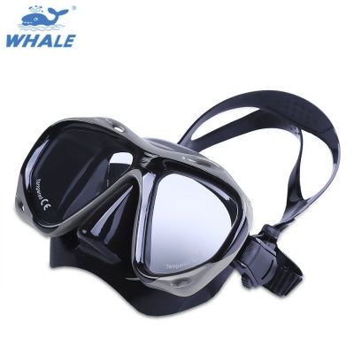 WHALE Professional Scuba Diving Swimming Mask Goggle