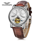 GUANQIN GJ16009 Men Automatic Mechanical Watch