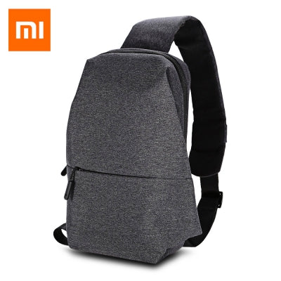 Original Xiaomi 4L Polyester Sling Bag for Leisure Sports