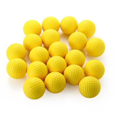 Dominant 20pcs Golf Training PU Foamed Practice Ball