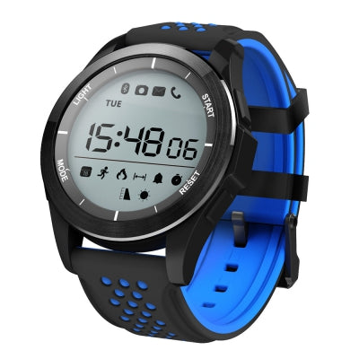 NO.1 F3 Sports Smartwatch Bluetooth 4.0 IP68 Waterproof Remote Camera Sedentary Reminder Sleep Monitor Pedomet......
