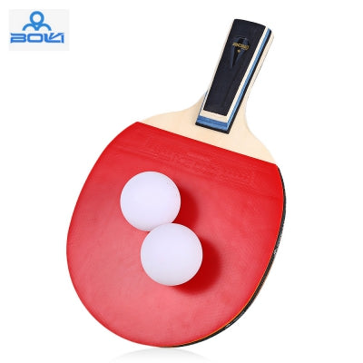 BOLI One Star Table Tennis Ping Pong Racket Set