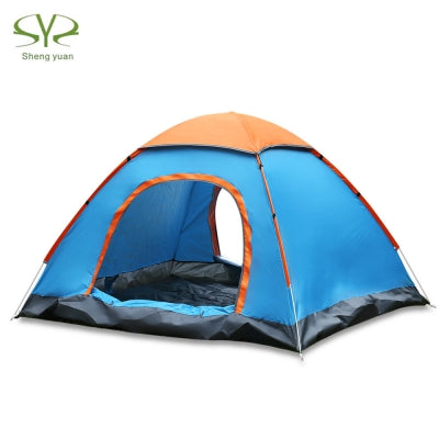 SHENGYUAN Instant Setup 3 - 4 Person Camping Tent