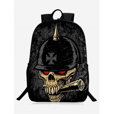 Skull Stylish Backpack