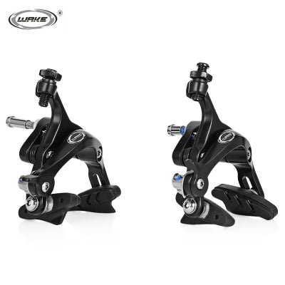 WAKE Pair of Bike Bicycle Aluminum Alloy Side Pull Caliper Brake