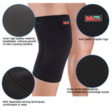 Mumian B03 Breathable Sport Knee Guard Protector - Black