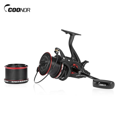 COONOR NFR9000 + 8000 12 + 1BB 4.6:1 Metal Fishing Reel