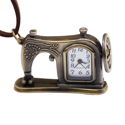 Classic Vintage Sewing Pocket Watch