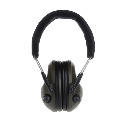Tactical Electronic Hearing Protector Anti-noise Ear Muffs