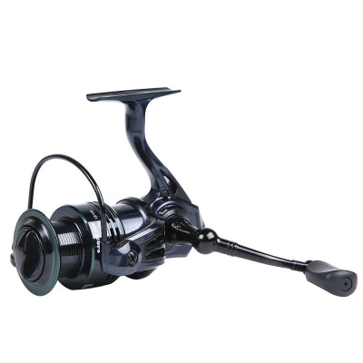 HONOREAL 4000 Aluminum Spool 9+1 BB Spinning Fishing Reel with Free Spare Graphite Spool  for Freshwater and S......