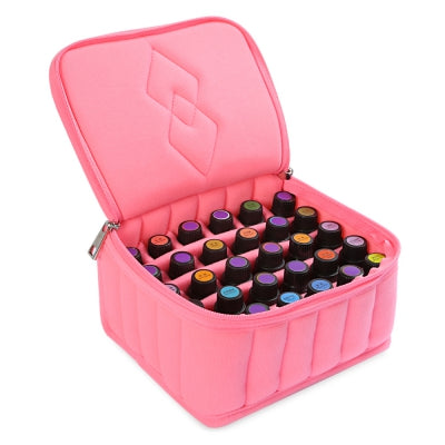 30 Bottles Essential Oil Carrying Case for 5ml 10ml 15ml