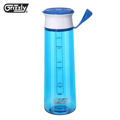Grizzly ES8110 700ML Portable Transparent Water Bottle