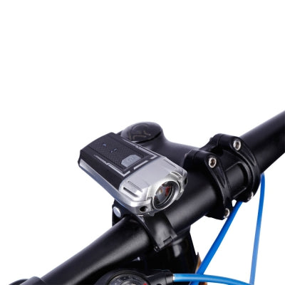 USB Rechargeable Bicycle Front Light Bike Handlebar Light