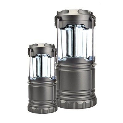 Portable Outdoor Battery Powered Camping Lantern Survival Kit for Emergency Hurricane Storm Power Outage  Camp......