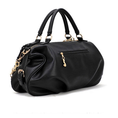 Women's Handbag Exquisite Sequin Blinking Patter Charming Chain Bag