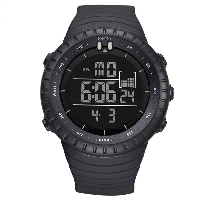 BIDEN 1113 Men Sports 50M Waterproof Quartz Large Dial Military Luminous Wristwatches
