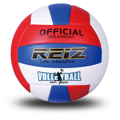 Official Size 5 Pu Volleyball High Quality Match Indooroutdoor Training Ball with Free Gift Net Needle V612