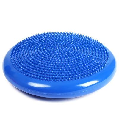 Durable Universal Inflatable Yoga Wobble Stability Balance Disc Massage Cushion Mat