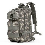 3P Military 30L Backpack for Camping Traveling Hiking Trekking