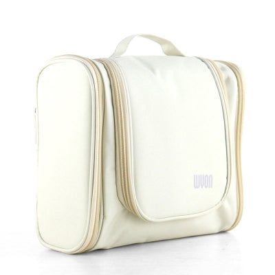 Travel Double Side Gridding Waterproof Toiletry Bag