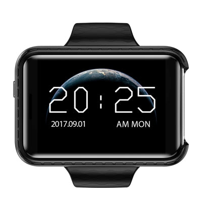 I5S 2G Smartwatch Phone 2.2 inch IPS Color Screen Dual Camera Modes 500mAh Battery Sleep Monitor Sedentary Rem......