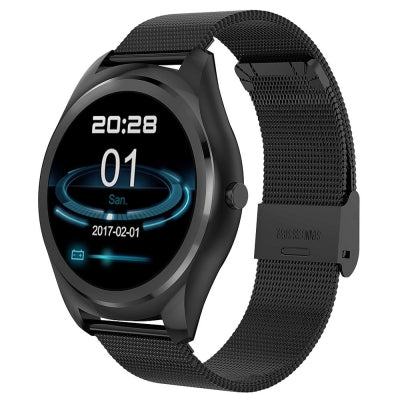 Newwear N3 Pro Smart Watch 1.3 inch MTK2502 HD Slim Bluetooth 3.0 + 4.0