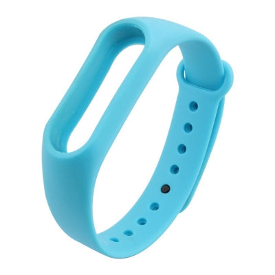 Colorful Silicone Wrist Strap Bracelet 10 Color Replacement Watchband for Original 2 Xiaomi Mi Band 2 Wristban......