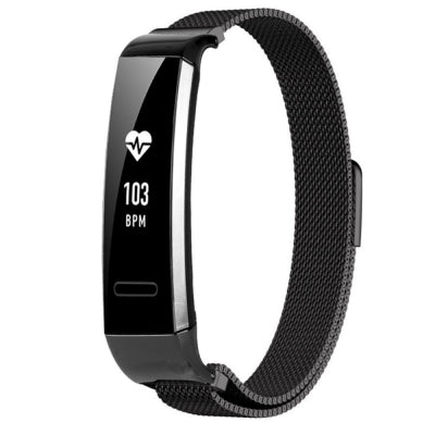 Milanese Magnetic Loop Stainless Steel Band Strap Bracelet For Huawei Honor 3 Smart Watch