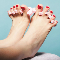 Shellac Pedicure