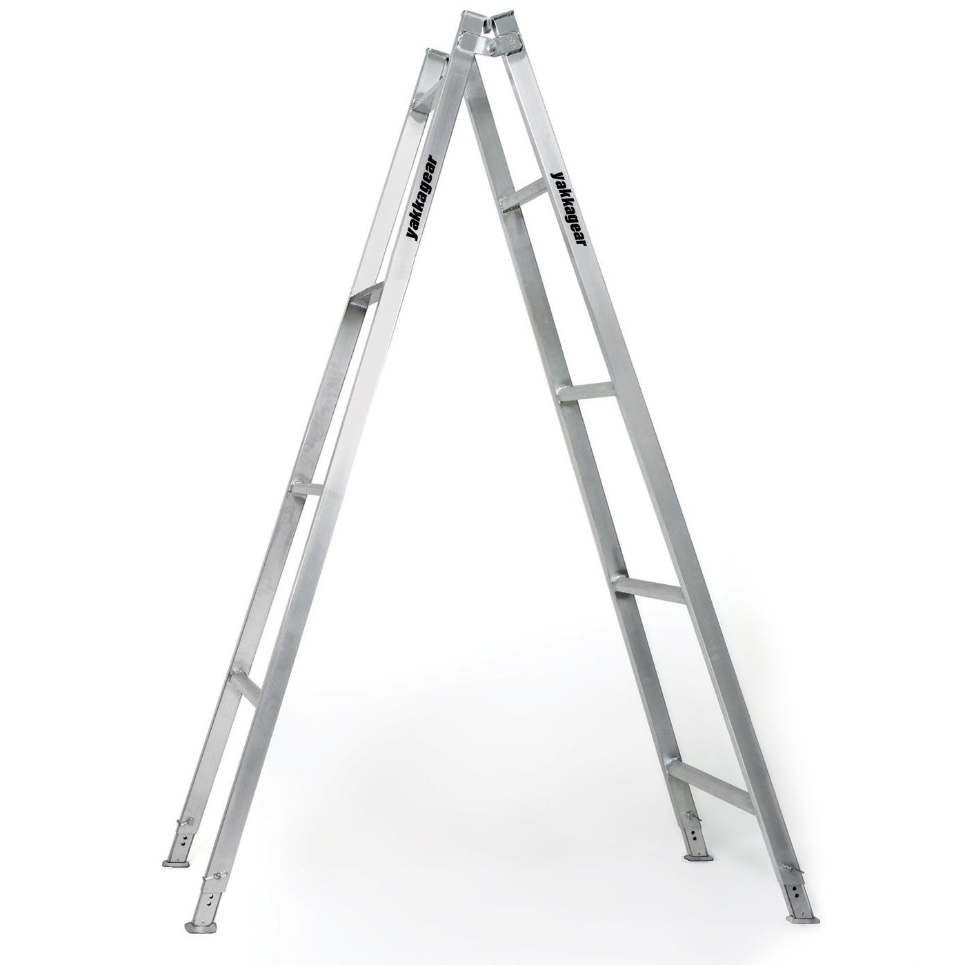 Aluminium adjustable trestle - scaffold - yakka gear