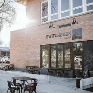 Switchback Coffee Roasters Cafe in Colorado Springs