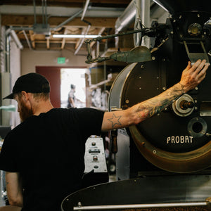 Denver coffee roaster, Middle State Coffee roasting specialty coffee